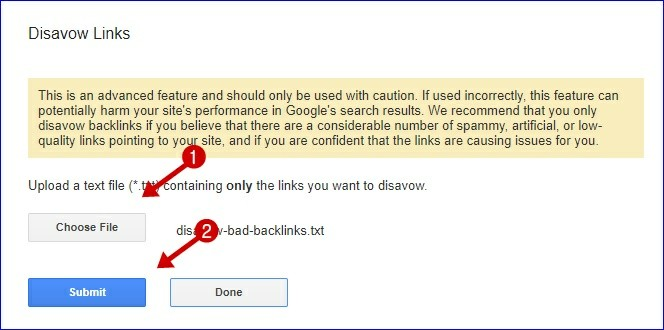 Upload-Bad-Backlinks-list-to-Google-Disavow
