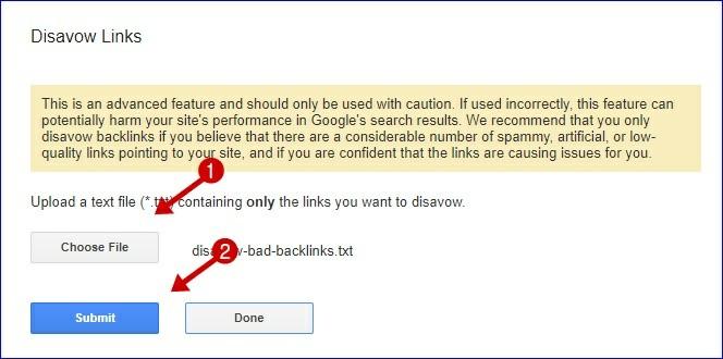 Upload-Bad-Backlinks-list-to-Google-Disavow