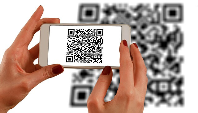 QR Code in Hindi