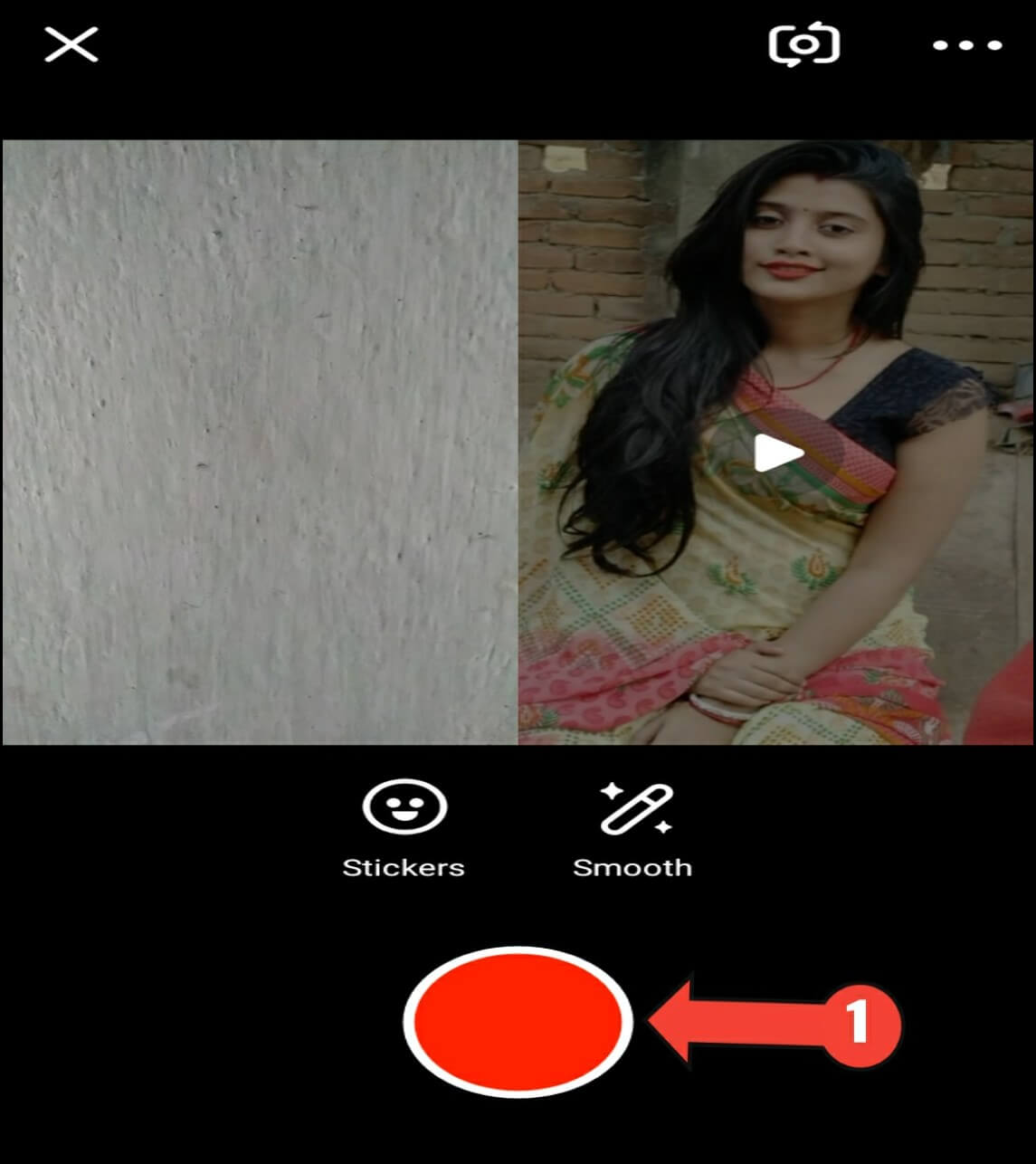 Create Duet Video In Vigo App