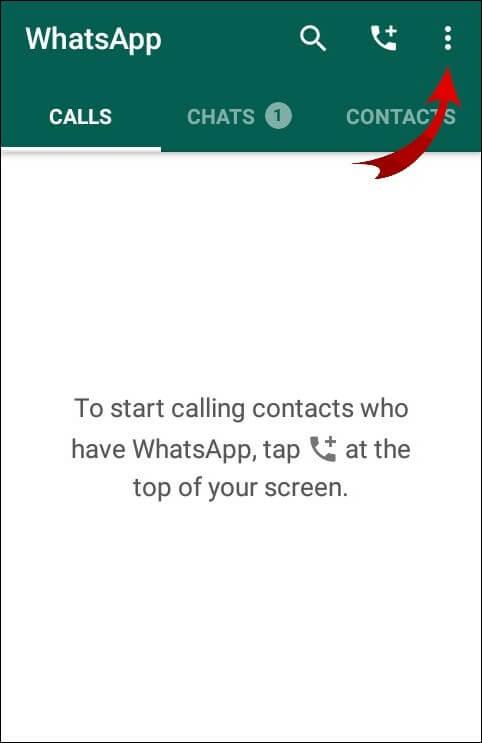 Whatsapp par last scene kaise hide kare 1
