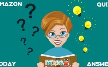 [Answers] Amazon 8th February Quiz – Win Kenwood Food Processor 1